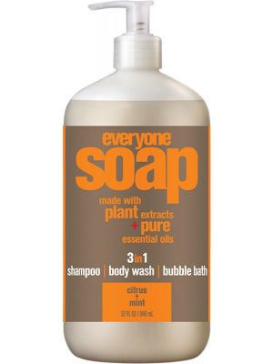 EVERYONE 3 In 1 Soap Citrus + Mint 946ml