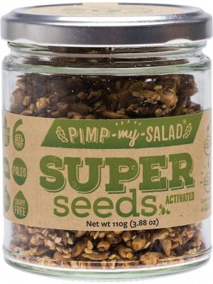 EXTRAORDINARY FOODS Super Seed Sprinkles Pimp My Salad 100g