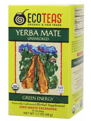 Eco Teas Yerba Mate Tea Bags 24 bags