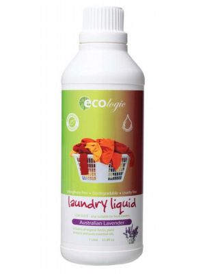 Ecologic Lavender Laundry Liquid 1L