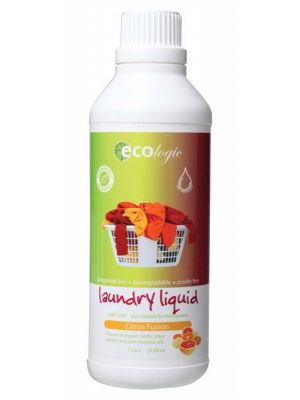 Ecologic Citrus Laundry Liquid 1L