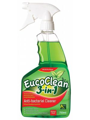 Eucoclean 3-in-1 Antibacterial 750ml