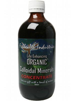 Fulhealth Organic Colloidal Minerals 500ml
