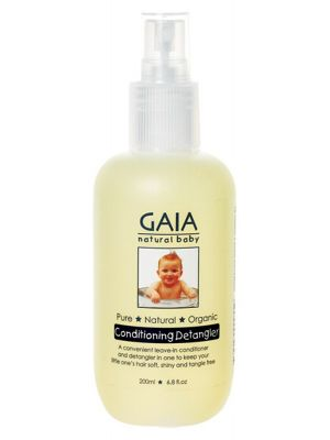 GAIA NATURAL BABY Baby Conditioning Detangler 200ml