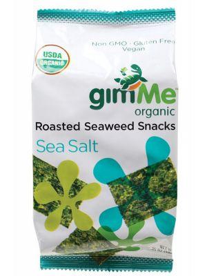GIMME Seaweed Snacks Sea Salt 10g