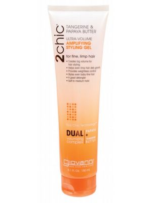 GIOVANNI Tangerine Volume Gel 150ml