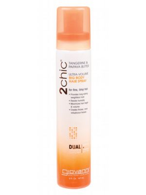 GIOVANNI Tangerine Hair Spray 174ml
