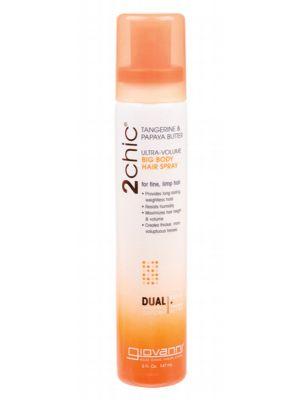 GIOVANNI Tangerine Hair Spray 174ml