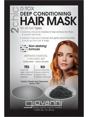 GIOVANNI Conditioning Hair Mask - 2chic D:tox 51.75ml