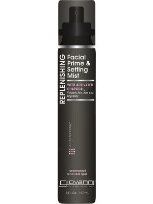 GIOVANNI Facial Prime & Setting Mist D:tox System 147ml