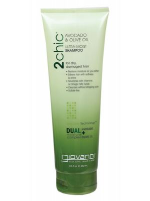 GIOVANNI Avocado Shampoo 250ml