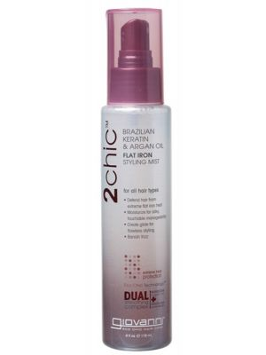 GIOVANNI Keratin Styling Mist Flat Iron 118ml