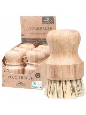 Go Bamboo GO BAMBOO Veggie Brush 1