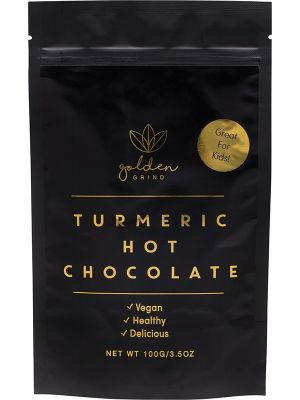 GOLDEN GRIND Turmeric Hot Chocolate 100g
