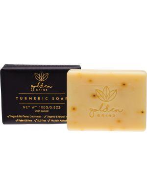 GOLDEN GRIND Turmeric Soap 100g