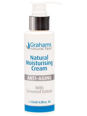 GRAHAMS NATURAL Anti-Aging Day Cream With Seaweed Extract 125ml
