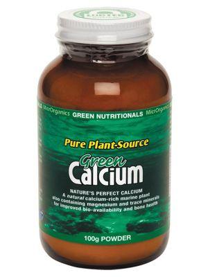 Green Nutritionals Green Calcium Powder 100g