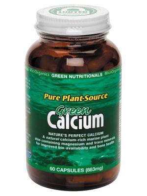 GREEN NUTRITIONALS Green Calcium Capsules 60 Caps