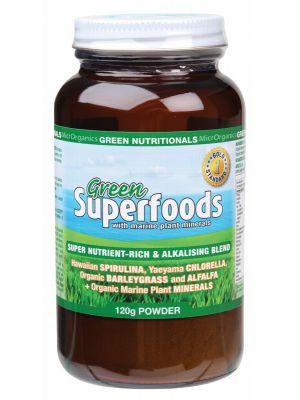 GREEN NUTRITIONALS Green Powder 120g
