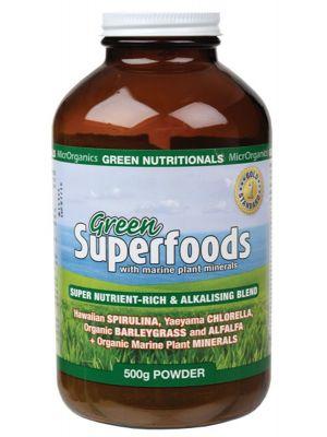 GREEN NUTRITIONALS Green Powder 450g