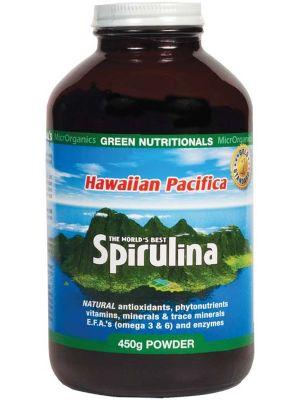 Green Nutritionals Spirulina Powder 450g