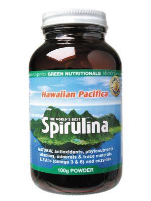 Green Nutritionals Spirulina Powder 100g
