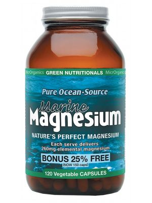 GREEN NUTRITIONALS Magnesium Capsules 120