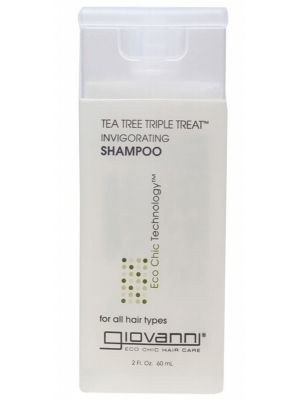 Giovanni Tea Tree Shampoo 60ml
