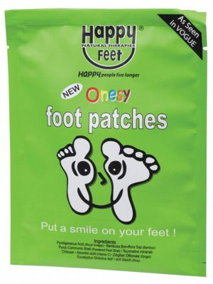 Happy Feet Foot Patches 2 pack