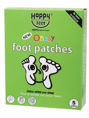 HAPPY FEET Foot Patches 10 pack