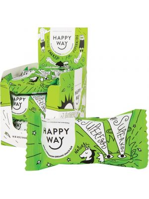 HAPPY WAY Kid's Snack Bar Apple Cinnamon 18x30g