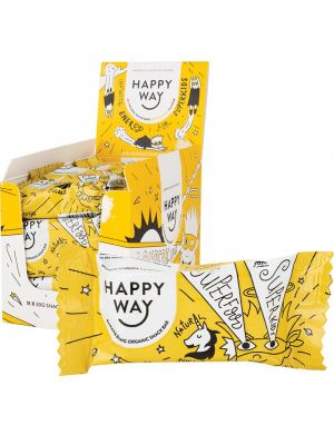HAPPY WAY Kid's Snack Bar Banana 18x30g