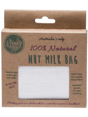 NUT MILK BAG CO. Hemp Nut Milk Bag