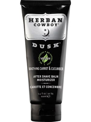 HERBAN COWBOY After Shave Balm Moisturizer Dusk 100ml