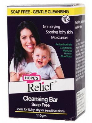 Hope's Relief Soap Free Bar 110g