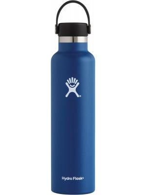 HYDRO FLASK Standard Mouth - Flex Cap Double Insulated - Cobalt 710ml