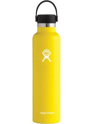 HYDRO FLASK Standard Mouth - Flex Cap Double Insulated - Lemon 710ml