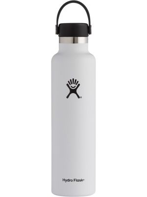 HYDRO FLASK Standard Mouth - Flex Cap Double Insulated - White 710ml