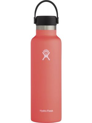HYDRO FLASK Standard Mouth - Flex Cap Double Insulated - Hibiscus 621ml