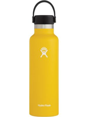 HYDRO FLASK Standard Mouth - Flex Cap Double Insulated - Sunflower 621ml