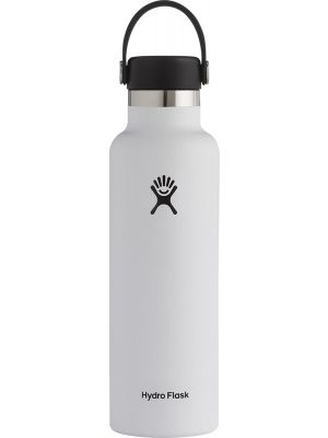 HYDRO FLASK Standard Mouth - Flex Cap Double Insulated - White 621ml