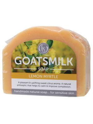 Harmony Soapworks Lemon Goat's Milk Soap 140g