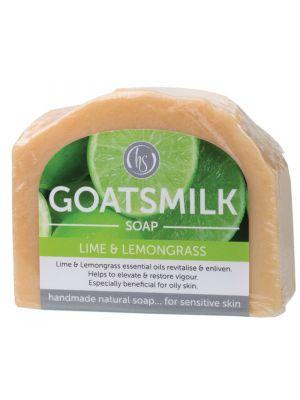 Harmony Soapworks Lime Goat's Milk Soap 140g