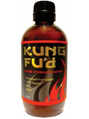 Health 2U Kung Fu'd 200ml