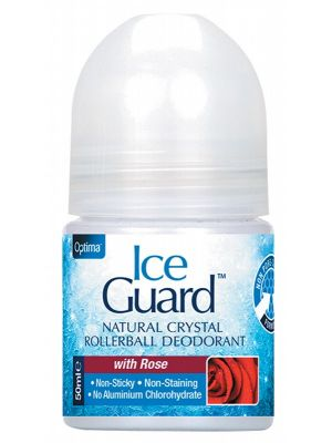 ICE GUARD Roll-on Deodorant Rose 50ml