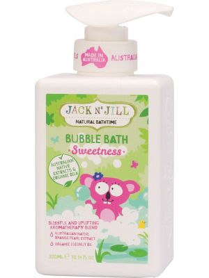 JACK N' JILL Bubble Bath Sweetness 300ml