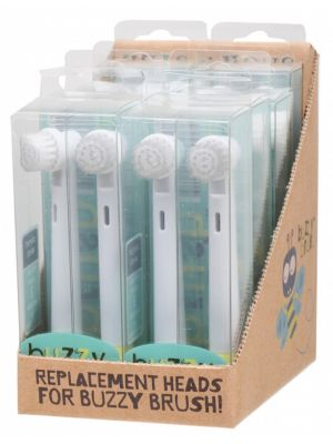 Jack N' Jill Replacement Heads Electric Toothbrush 2