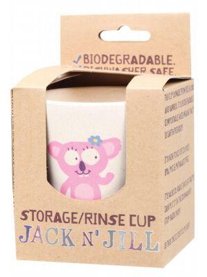 Jack N' Jill Storage Rinse Cup Koala 1