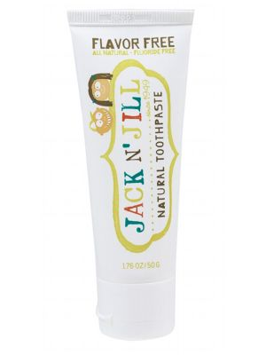 JACK N' JILL Toothpaste Flavour Free 50g