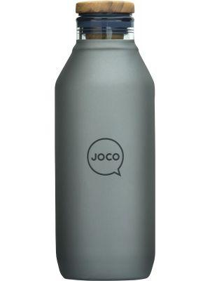 JOCO Reusable Drinking Flask 20oz - Black 600ml